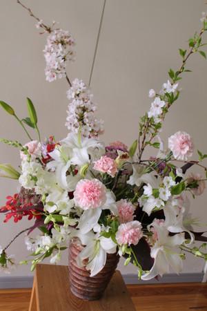 桜舞い散る日