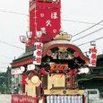 坊新田町の山車