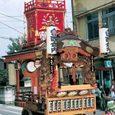 西倉内町の山車